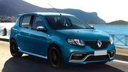 Renault Sandero RS для тех кто любит погорячей