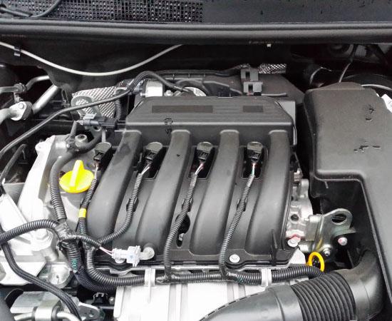 двигатель renault logan 1.6 16v отзывы