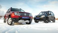 Renault Duster или Chevrolet Niva: выбираем лучшего