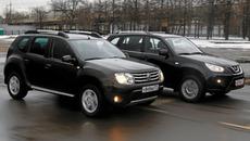 Renault Duster или Chery Tiggo FL - выбираем бюджетный кроссовер с «автоматом»