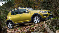 Renault Sandero Stepway: наконец дождались!