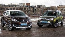 Renault Duster или Renault Kaptur - сравниваем, выбираем и тестируем